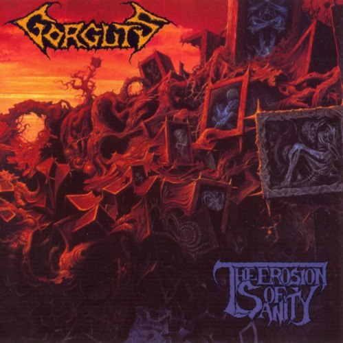 GORGUTS - The Erosion Of Sanity CD Death Metal
