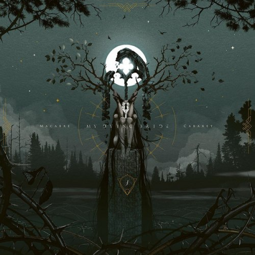 MY DYING BRIDE - Macabre Cabaret MCD Doom Death Metal