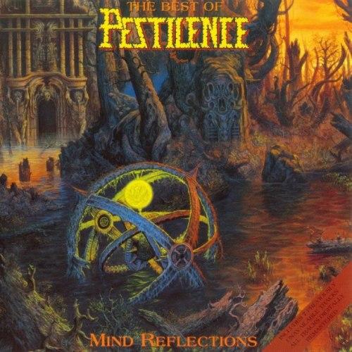 PESTILENCE - Mind Reflections CD Death Metal