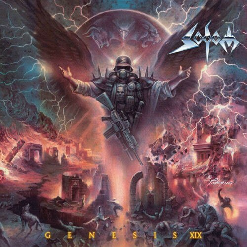 SODOM - Genesis XIX Digi-CD Thrash Metal