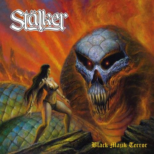 STALKER - Black Majik Terror CD Speed Metal