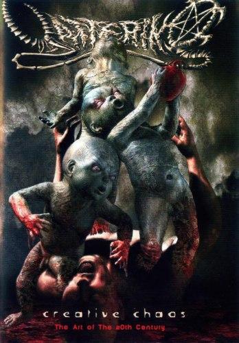 YATTERING - Creative Chaos DVD Death Metal