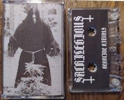 SACRILEGIOUS PROFANITY - Genocide Rituals Tape Black Metal