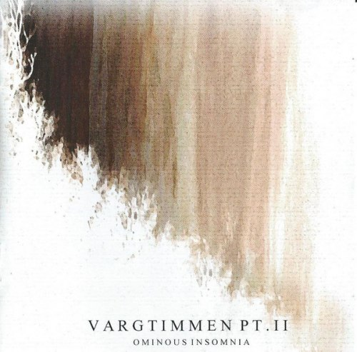 WYRD - Vargtimmen Pt. II: Ominous Insomnia CD Folk Metal