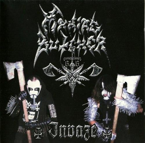 MANIAC BUTCHER - Invaze CD Black Metal