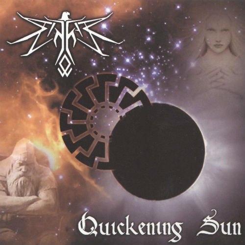 EINGAR - Quickening Sun CD NS Metal