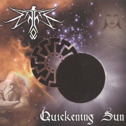 EINGAR - Quickening Sun CD NS Metal