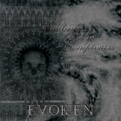 EVOKEN - Embrace The Emptiness CD Funeral Doom Metal