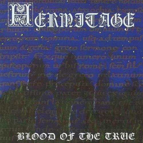 HERMITAGE - Blood Of The True CD Heathen Metal
