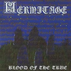 HERMITAGE - Blood Of The True CD Heathen Metal