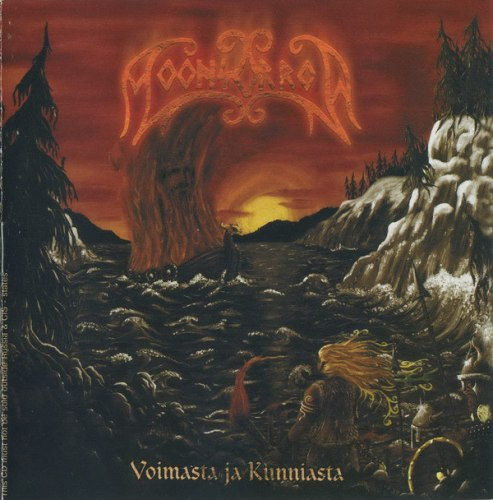 MOONSORROW - Voimasta Ja Kunniasta CD Folk Metal