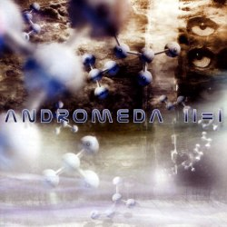 ANDROMEDA - II=I CD Progressive Metal