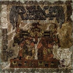 RAXA - Oxlahun Ti Ku CD Ethnic Metal
