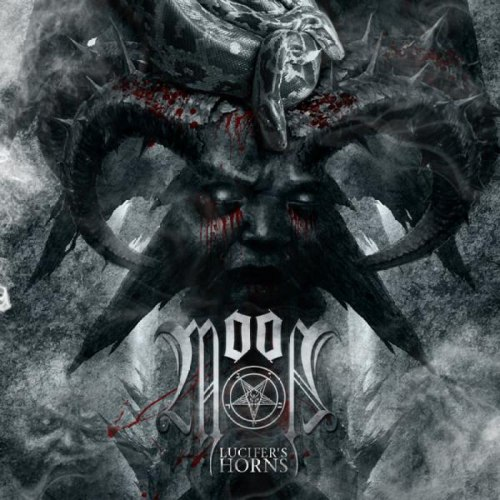 MOON - Lucifer's Horns Digi-CD Black Metal