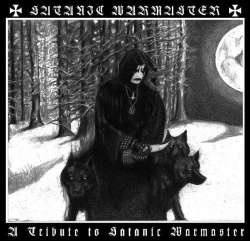V/A - A Tribute To Satanic Warmaster 2CD Black Metal