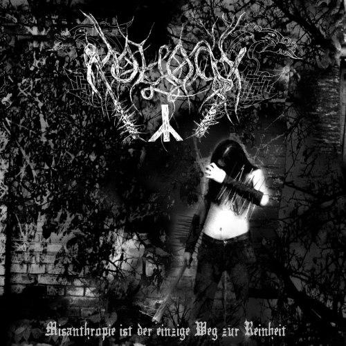 MOLOCH - Misanthropie Ist Der Einzige Weg Zur Reinheit CD Depressive Metal