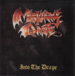 MORTUARY DRAPE - Into The Drape / All The Witches Dance CD Black Metal