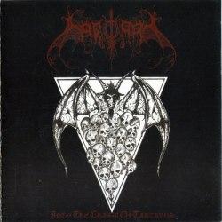 SARVARI - Into The Chasm Of Tartarus MCD Black Metal