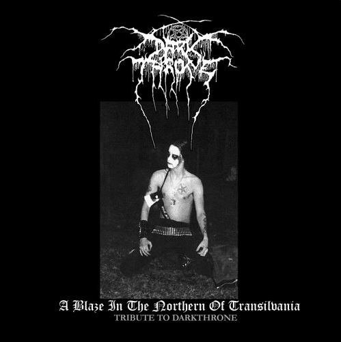 V/A - A Blaze In The Northern Of Transilvania / Tribute To Darkthrone 2CD Black Metal
