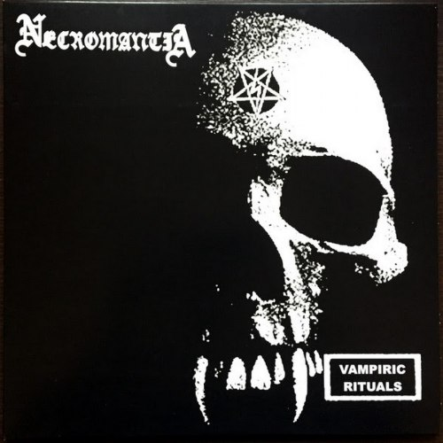 NECROMANTIA - Vampiric Rituals CD Black Metal