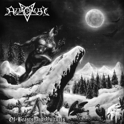 AZAGHAL - Of Beasts And Vultures CD Black Metal