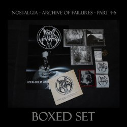 VARDAN - Nostalgia - Archive Of Failures - Part 4-6 Boxed Set Depressive Metal