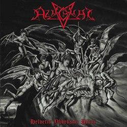 AZAGHAL - Helvetin Yhdeksän Piiriä CD Black Metal