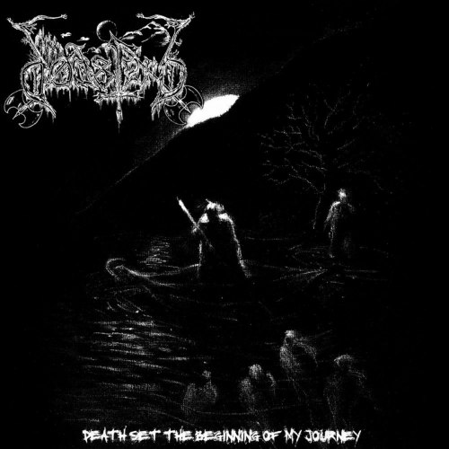 DODSFERD - Death Set The Beginning Of My Journey CD Black Metal