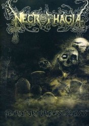 NECROPHAGIA - Necrotorture/Sickcess DVD Gore Death Metal