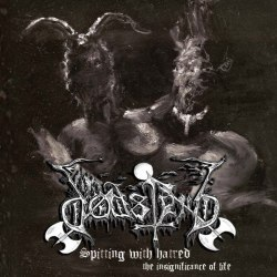 DODSFERD - Spitting With Hatred The Insignificance Of Life CD Black Metal