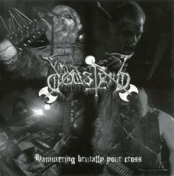 DODSFERD - Hammering Brutally Your Cross CD Black Metal