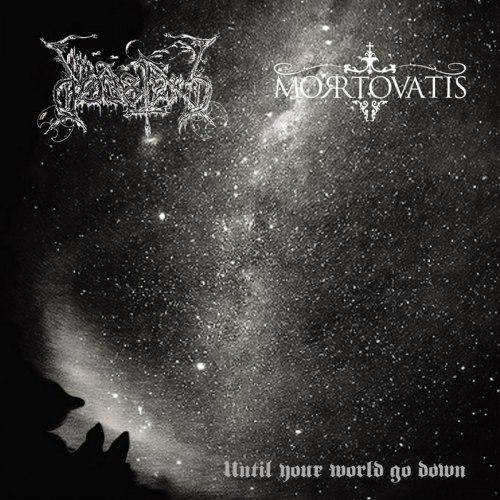 DODSFERD / MORTOVATIS - Until Your World Go Down CD Depressive Metal