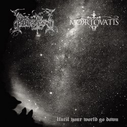 DODSFERD / MORTOVATIS - Until Your World Go Down CD Depressive Metal