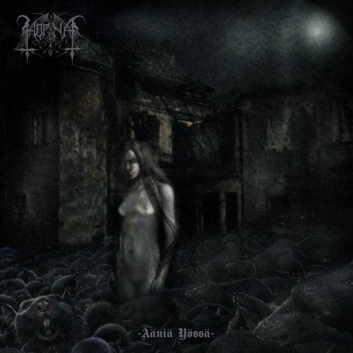 HORNA - Ääniä Yössä CD Black Metal