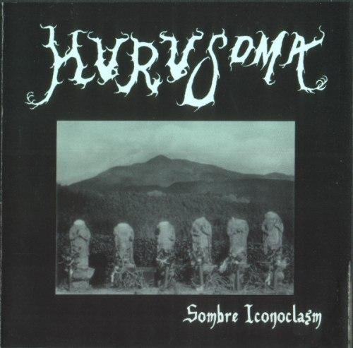 HURUSOMA - Sombre Iconoclasm CD Black Metal