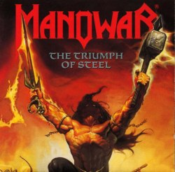 MANOWAR - The Triumph Of Steel CD Heavy Metal