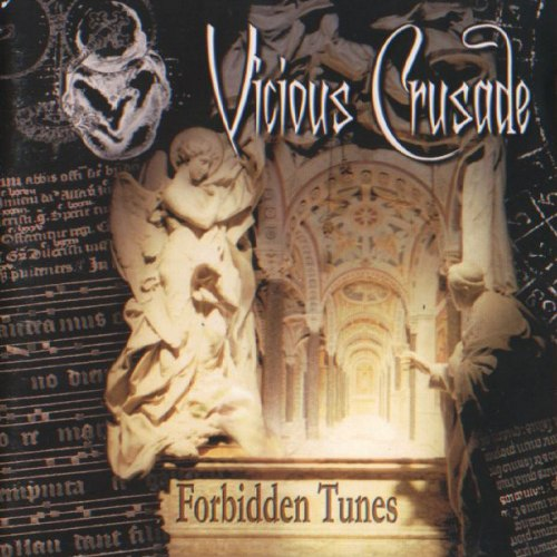 VICIOUS CRUSADE - Forbidden Tunes CD Metal