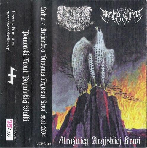 LECHIA / ARCHANDRJA - Strażnicy Aryjskiej Krwi Tape Pagan Metal