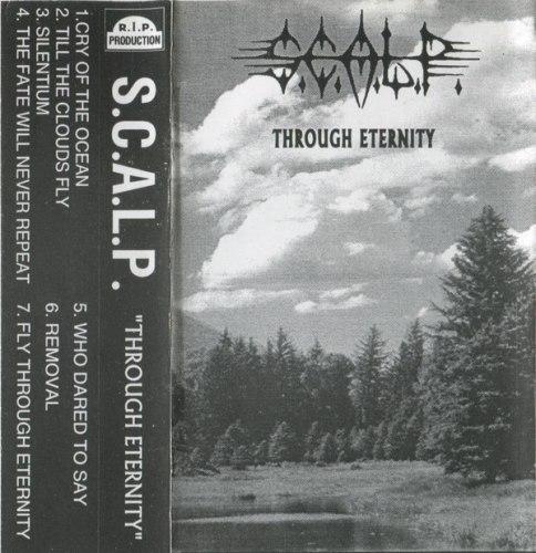 S.C.A.L.P. - Through Eternity Tape Doom Metal