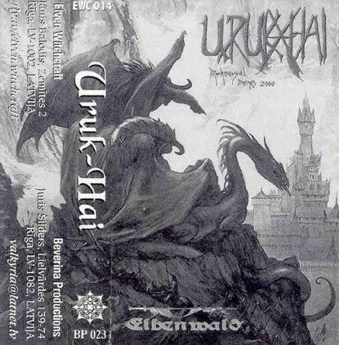 URUK-HAI - Elbenwald Tape Ambient