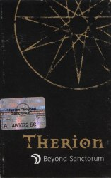 THERION - Beyond Sanctorum Tape Death Metal