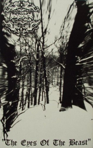 ASTROFAES - The Eyes Of The Beast Tape Blackened Metal