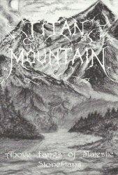 TITAN MOUNTAIN - Above Fangs Of Majestic Stonetitans Tape Heathen Metal