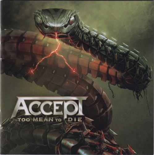 ACCEPT - Too Mean To Die Digi-CD Heavy Metal