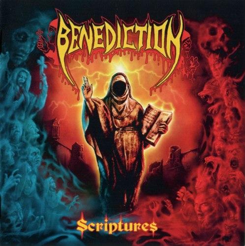 BENEDICTION - Scriptures CD Death Metal
