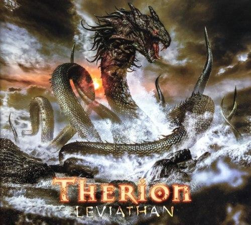 THERION - Leviathan Digi-CD Symphonic Metal