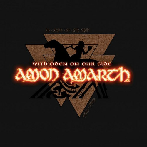 AMON AMARTH - With Oden On Our Side CD MDM