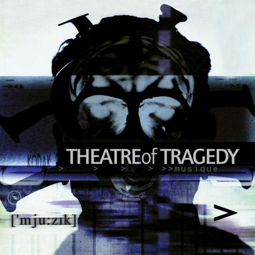 THEATRE OF TRAGEDY - ['mju:zik] 2CD Goth Rock
