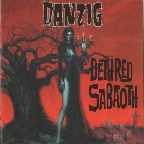 DANZIG - Deth Red Sabaoth CD Heavy Metal