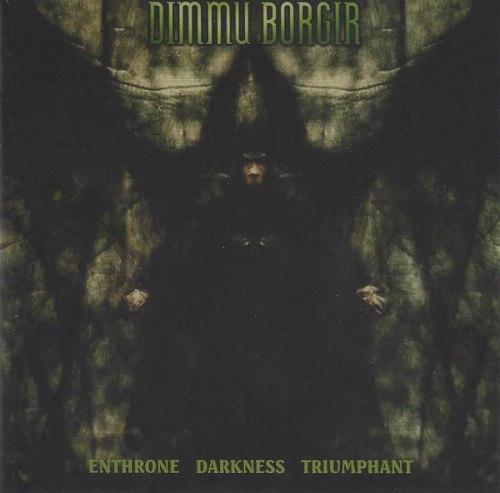 DIMMU BORGIR - Enthrone Darkness Triumphant CD Symphonic Metal